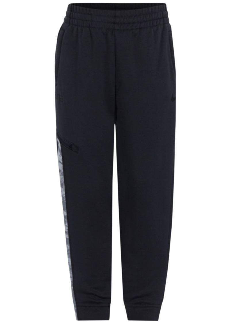low priced af5d5 eea58 Elite Therma Fleece Jogger Pants, Little Boys. Nike