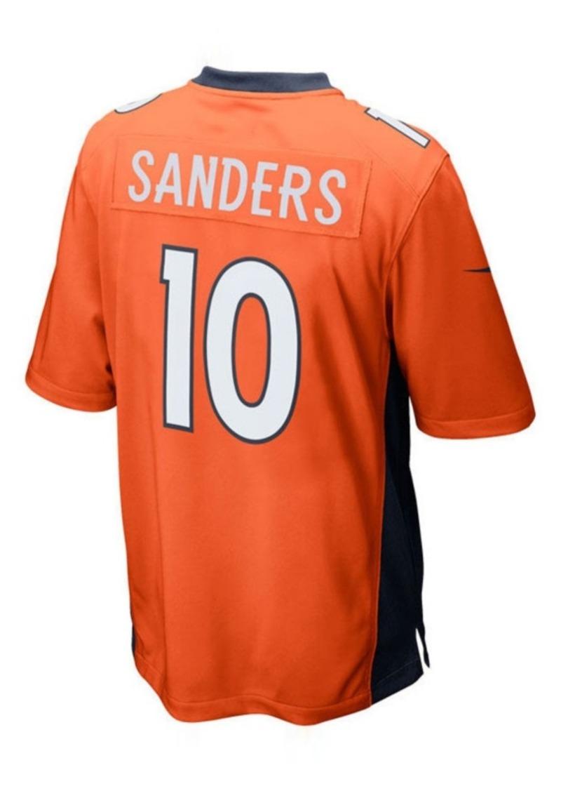 huge discount e8dc7 efb43 Emmanuel Sanders Denver Broncos Game Jersey, Big Boys (8-20)