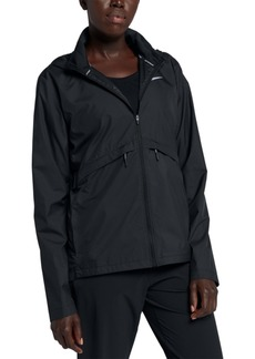 Nike Women's Essential Packable Hooded Running Jacket
