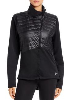 Nike Essential Puffer-Panel Running Jacket