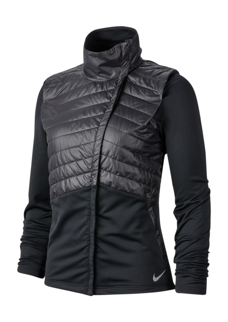 Nike Women's Essential Quilted Running Jacket