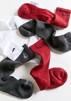 Nike Everyday Plus Cushion Training Crew Sock 3-Pack