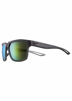 d486fc5a562f Nike Eyewear Men's Nike Bandit M Square Sunglasses MATTE ANTHRACITE/BLACK  59 mm