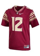 Nike Florida State Seminoles Replica Football Game Jersey, Toddler Boys (2T-4T)