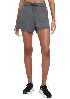 Nike Foldover-Waistband Shorts