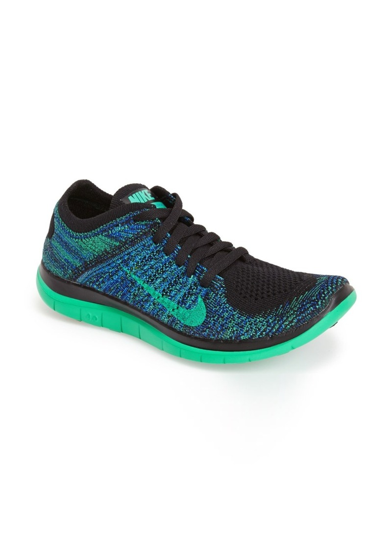 nike nike 39 free flyknit 4 0 39 running shoe women shoes shop it to me. Black Bedroom Furniture Sets. Home Design Ideas