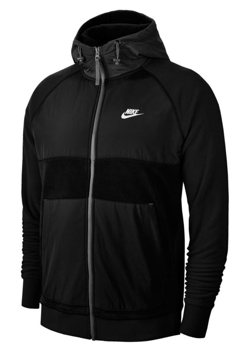 Nike Full-Zip Fleece Jacket