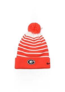Nike Georgia Bulldogs Sideline Cuffed Pom Knit