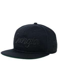 Nike Georgia Bulldogs Sport Specialties Black on Black Snapback Cap