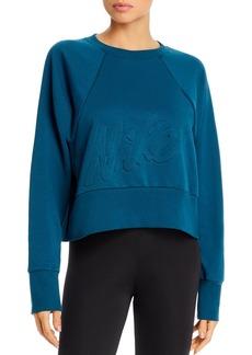 Nike Get Fit Lux Cropped Sweatshirt