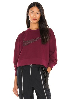 Nike Get Fit Sparkle Sweater