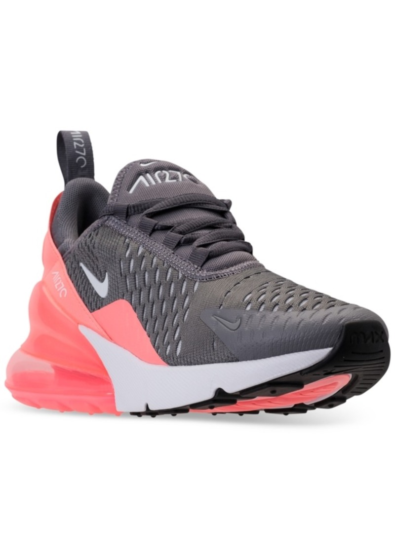 new arrival d765e ab0d6 Girls' Air Max 270 Casual Sneakers from Finish Line