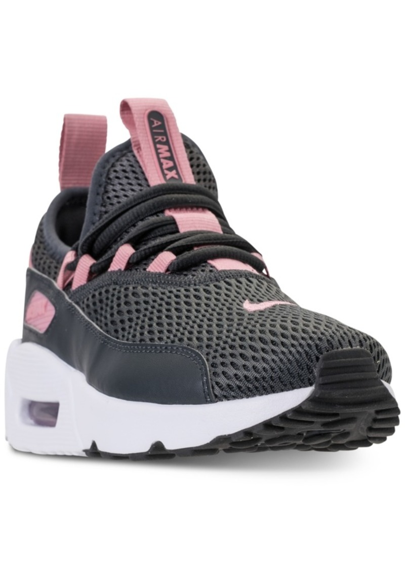 ad246438c3 Girls' Air Max 90 Ultra 2.0 Ease Casual Sneakers from Finish Line. Nike