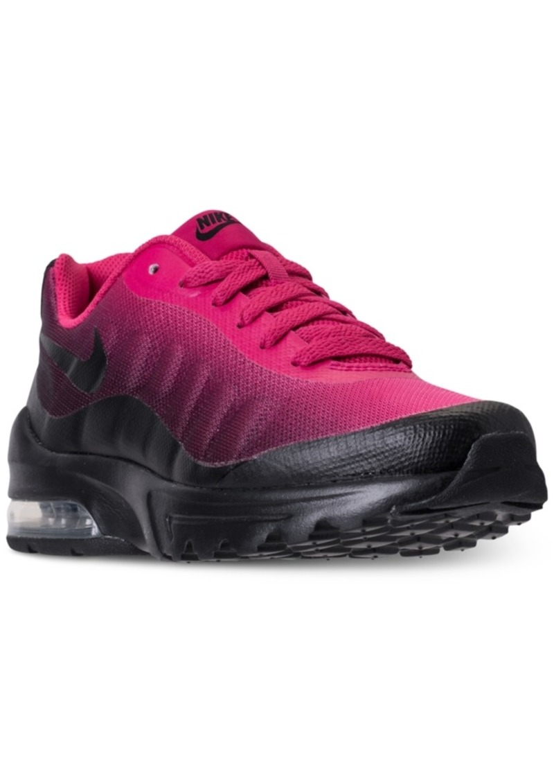 cb7d9d9472 ... sweden big girls air max invigor print running sneakers from finish  line. nike e970b 70a69