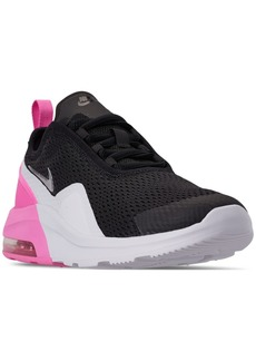 wholesale dealer 871c5 cc3b5 Nike Girls  Air Max Motion 2 Casual Sneakers from Finish Line