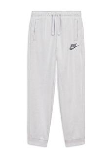 Nike Girls' French Terry Jogger Pants - Big Kid