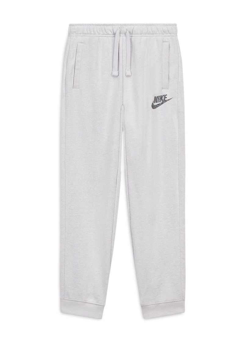 Nike Girls' French Terry Jogger Pants - Big Kid