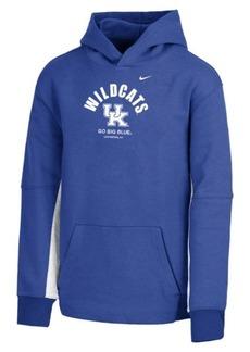 Nike Girls' Kentucky Wildcats Fleece Hooded Sweatshirt