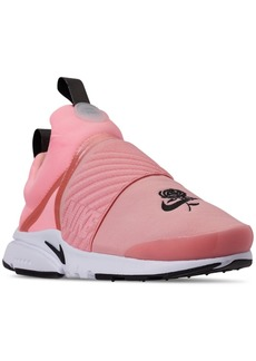 Nike Girls' Presto Extreme Valentine's Day Running Sneakers from Finish Line