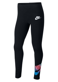 Nike Girl's Sportswear Leggings