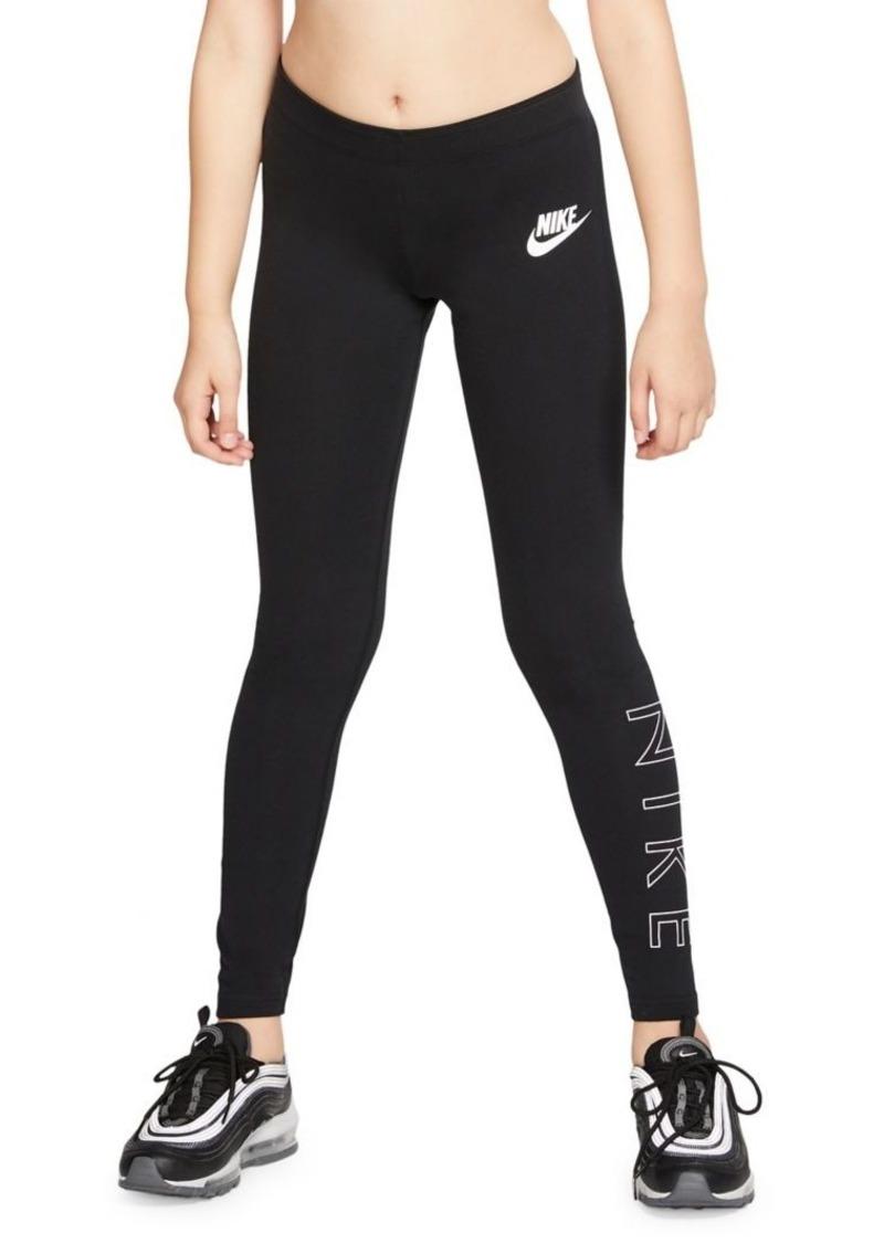 Nike Girl's Sportswear Leggings