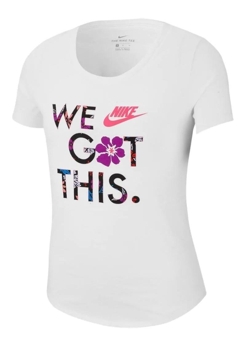 Nike Girl's Sportswear We Got This T-Shirt