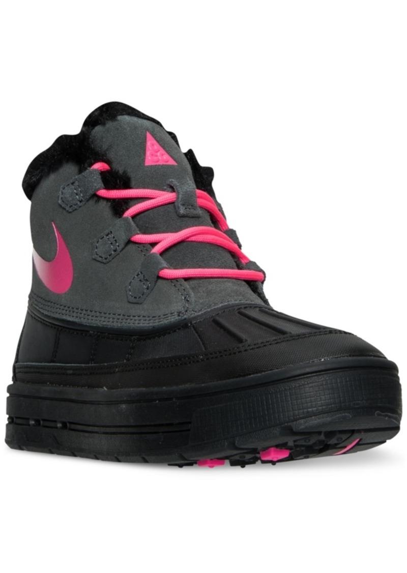 548f53488c Nike Nike Big Girls' Woodside Chukka 2 Boots from Finish Line | Shoes