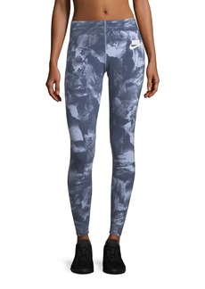 Nike Glacier-Print Formfitting Leggings