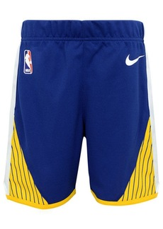 Nike Golden State Warriors Icon Replica Shorts, Toddler Boys