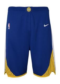 Nike Golden State Warriors Icon Swingman Shorts, Big Boys (8-20)