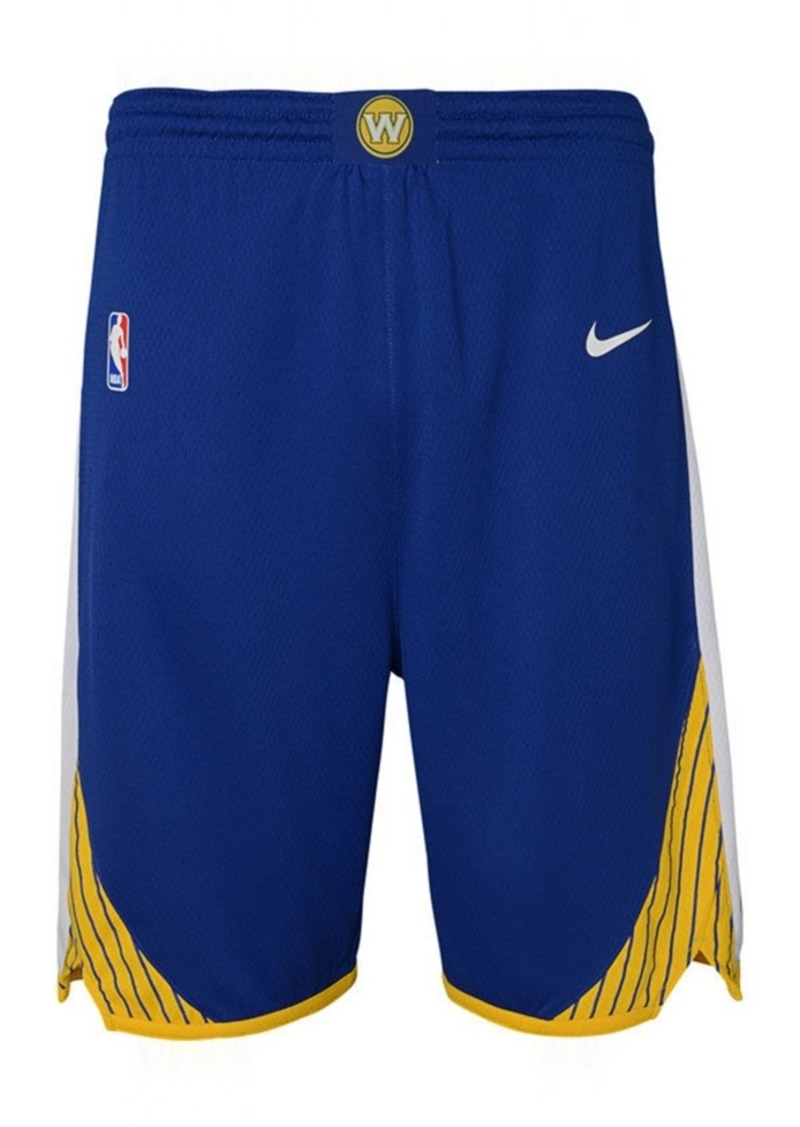 promo code ab7b3 d5bf1 Golden State Warriors Icon Swingman Shorts, Big Boys (8-20)