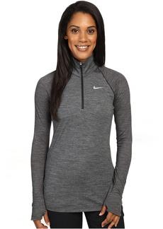 Nike Golf 1/2 Zip Merino Long Sleeve Top