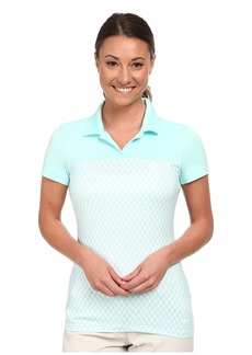Nike Golf Gingham Impact Polo