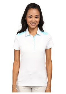 Nike Golf Gingham Mix Polo