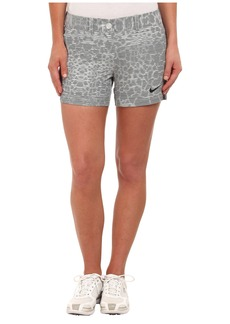 Nike Golf Greens Print Shorty Shorts