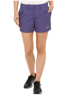 Nike Golf Shorty Shorts Print