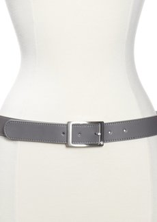 Nike Golf Women's Reversible Leather Belt With Rhinestone Harness