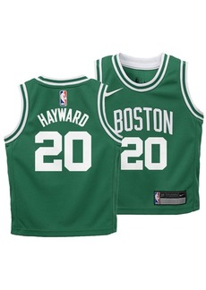 Nike Gordon Hayward Boston Celtics Icon Replica Jersey, Infants (12-24 Months)