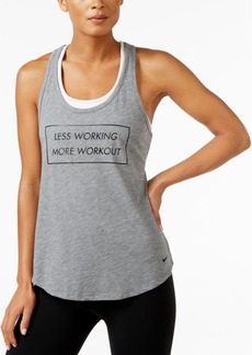 Nike Graphic Dri-fit Training Tank Top