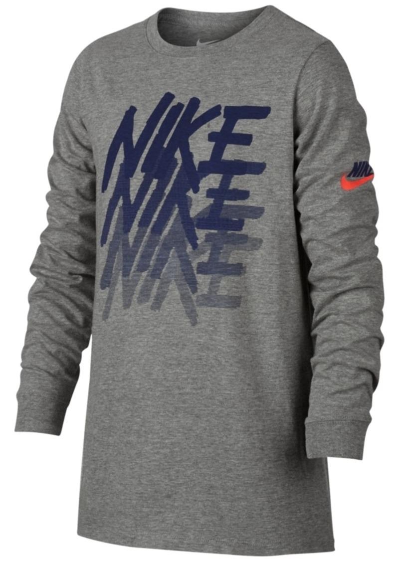 Nike Graphic-Print T-Shirt, Big Boys (8-20)