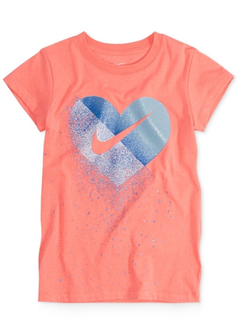 cd113773f Nike Nike Graphic-Print T-Shirt, Little Girls (4-6X) | Tshirts