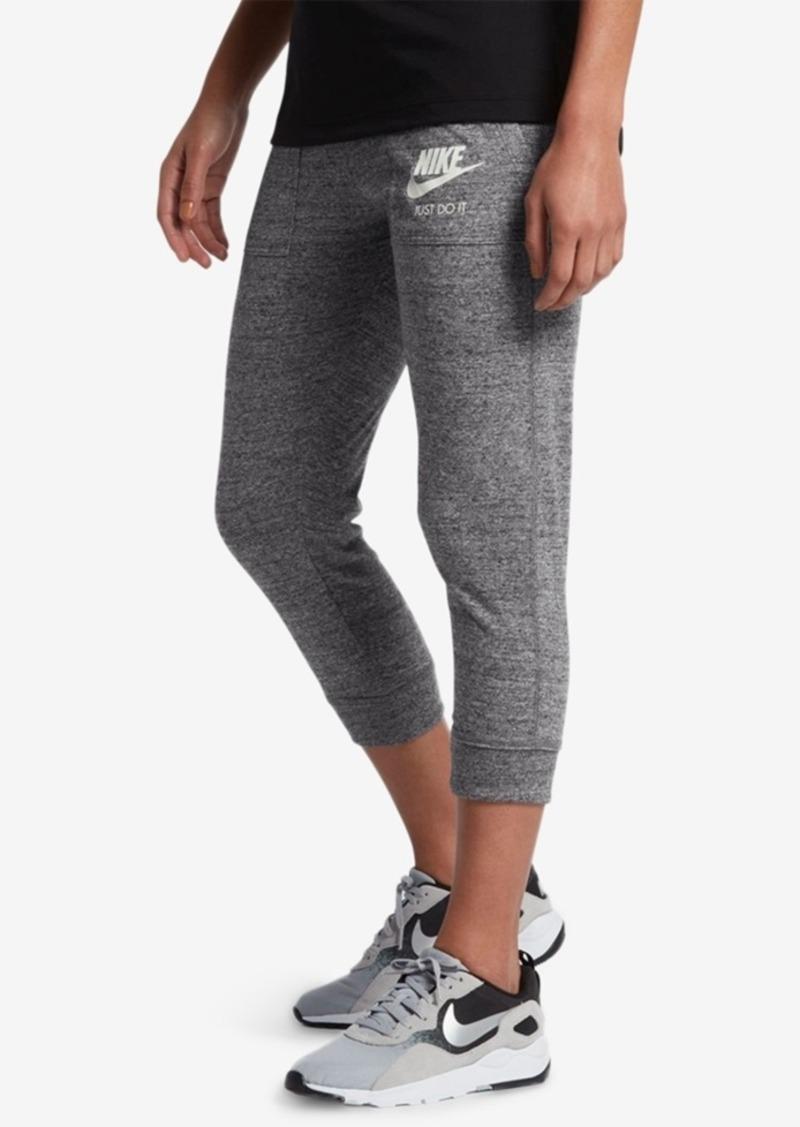 Nike Women's Gym Vintage Capri Pants