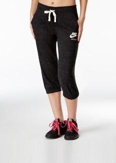 Nike Gym Vintage Capri Pants