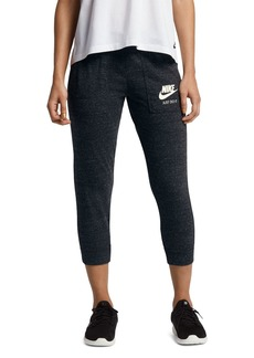 Nike Gym Vintage Cropped Jogger Pants