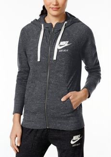 Nike Gym Vintage Full-Zip Hoodie