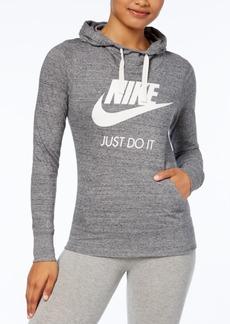 Nike Gym Vintage Logo Hoodie