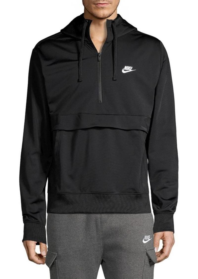 Nike Half-Zip Logo Sweatshirt