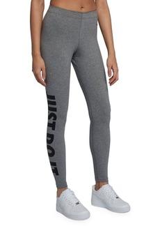 Nike High-Waist Logo Leggings