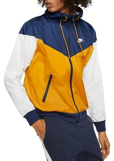 Nike Hooded Color-Block Jacket