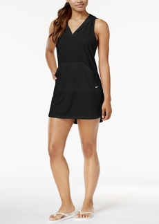 Nike Hooded Dress Cover-Up Women's Swimsuit